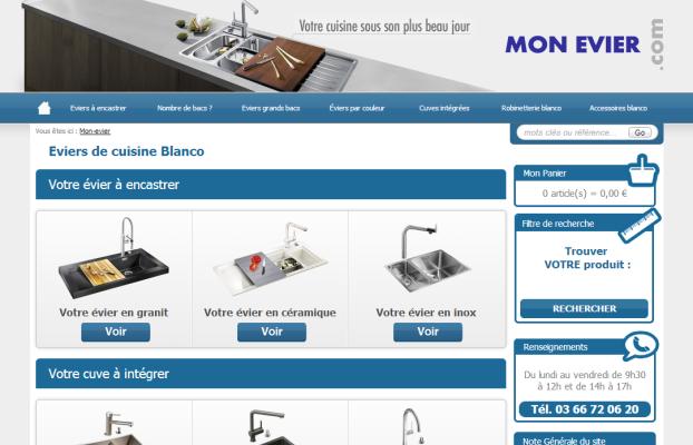 Mon-evier.com