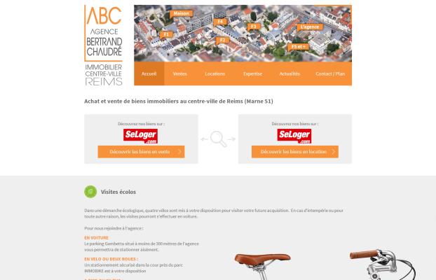 ABC Agence Bertrand Chaudré